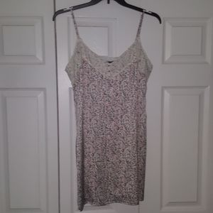 Nwot Abercrombie & Fitch floral spring dress
